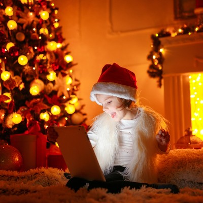 As Technology Has Evolved. So Have Our Holiday Traditions