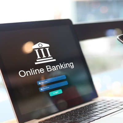 Don't Let Online Banking Leave Your Data Vulnerable